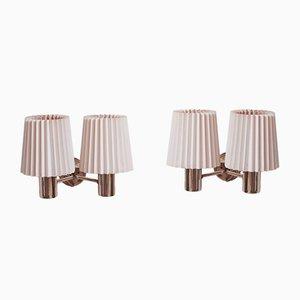 149/2 PL Sonett Wall Lamps by Hans Agne Jakobsson, Set of 2