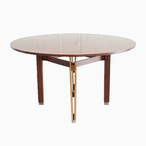 Mid-Century Italian Dining Table by Ico Parisi for MIM
