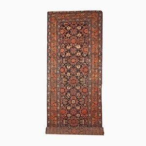 Antique Handmade Persian Hamadan Runner