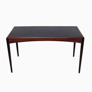 Mid-Century Rosewood Side Table by Kristian Solmer Vedel for Soren Willadsen