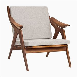 Vintage Mid-Century Lounge Chair from Topform