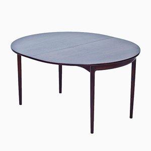 Palisander Esstisch von Ib Kofod-Larsen für Seffle Möbelfabrik, 1960er