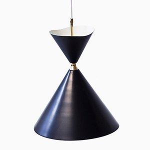 Diabolo Deckenlampe, 1950er