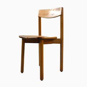 Vintage Grain de Café Chair by Pierre Gautier Delaye