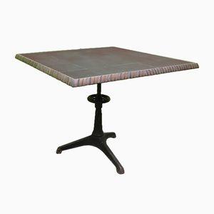 Mid-Century Industrial Art Table