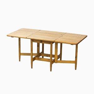 Tavolo da pranzo Pirtti allungabile di Eero Aarnio per Laukaan Puu, anni '60