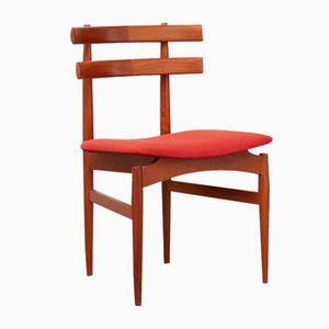 Modell Nr. 30 Esszimmerstühle von Poul Hundevad für Sorø Stolefabrik, 4er Set