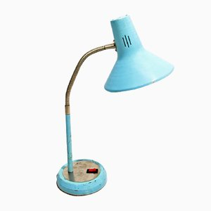 Model St-21 Desk Lamp from Polam Wikasy, 1970s