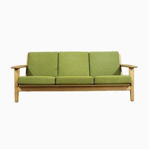 Model GE290 Oak 3-Seater Sofa by Hans J. Wegner for Getama, 1960s