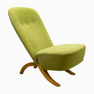 Mid-Century Dutch Congo Lounge Chair by Theo Ruth for Artifort
