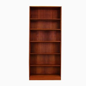 Mid-Century Danish Teak Book Shelf