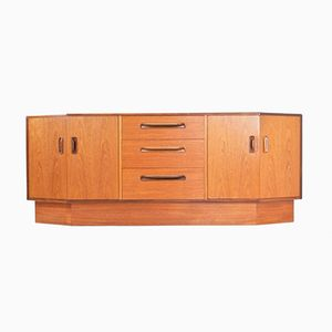Vintage British Teak Sideboard from G-Plan, 1970s