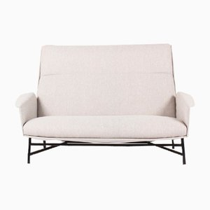 Sofa by Claude Vassal for Claude Delor, 1950s
