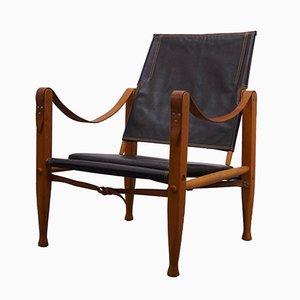 Vintage Safari Chair by Kaare Klint for Rud. Rasmussen
