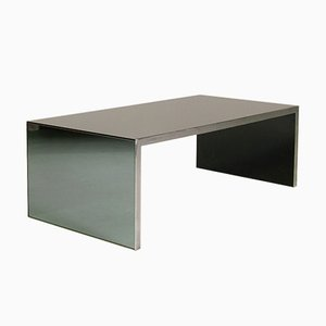 Model Four Corners Low Table by Nanda Vigo for Driade, 1971