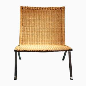 Vintage PK22 Chair by Poul Kjaerholm for E. Kold Christensen