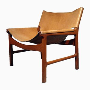 Lounge Chair by Illum Wikkelsø for Mikael Laursen, 1972