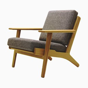 GE 290 Easy Chair by Hans J. Wegner for Getama