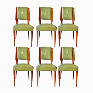Mid-Century Chairs by Paolo Buffa, Set of 6