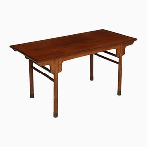 Mahogany Table, 1940s