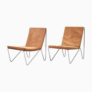 Bachelor Chairs by Verner Panton for Fritz Hansen, 1963, Set of 2
