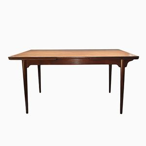 Mid-Century Rosewood Dining Table from Omann Jun, 1950s