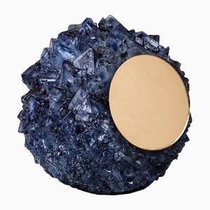Crystallised Spiegel von Isaac Monté für Form&Seek