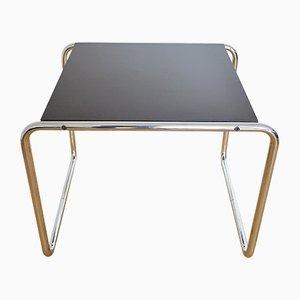 Tavolino Bauhaus di Marcel Breuer per Gavina