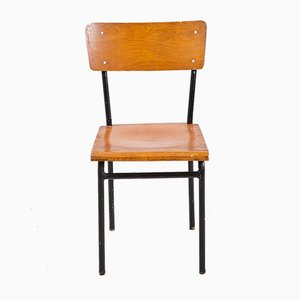 Chaise d'Appoint Vintage Minimale Industrielle