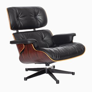 Vintage Eames Lounge Chair by Charles & Ray Eames for Vitra