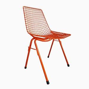 Steel Chair by Henryk Sztaba for PSS Spolem, 1970s