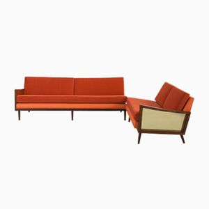 Modulares Vintage Sofa von Lawrence Peabody für Richardson Bros. Co.