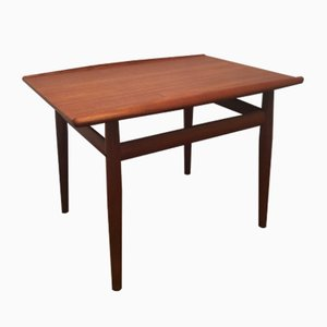 Danish Teak Coffee Table by Grete Jalk for Glostrup, 1960s