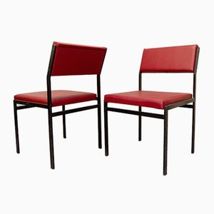 SM07 Dining Chairs by Cees Braakman for Pastoe, 1960s, Set of 6