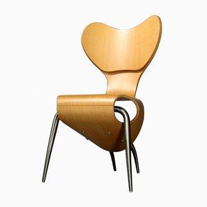 Empty Chair aus der Aleph Collection von Ron Arad für Driade, 1990er