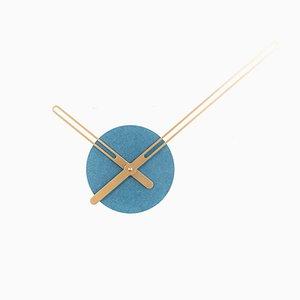 Sweep Uhr in Blau von Christopher Konings für Nordahl Konings, 2017
