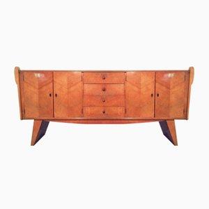 Italian Art Deco Sideboard, 1940s