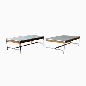 Mid-Century Nr. 5751 Coffee Tables by George Nelson for Herman Miller, Set of 2