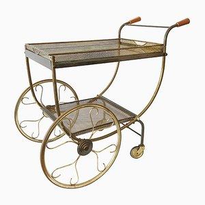Mid-Century Modern Bar Cart by Josef Frank for Svenskt Tenn, 1950s