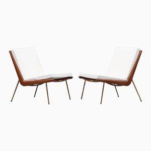 Vintage Sessel von Peter Hvidt & Orla Mølgaard-Nielsen für France & Søn, 2er Set