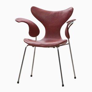 Vintage Seagull Sessel von Arne Jacobsen für Fritz Hansen