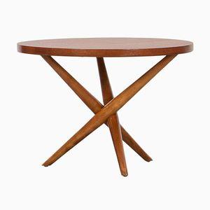 Vintage Side Table by T.H. Robsjohn-Gibbings for Widdicomb