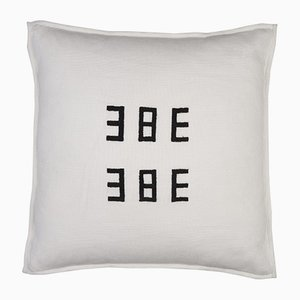 Hem Cushion Cover by Jackie Villevoye for Jupe by Jackie