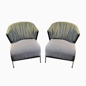 Elba Chairs by Franco Raggi for Cappellini, 1983, Set of 2
