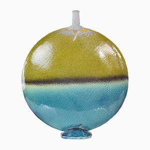 Italian Vintage Ceramic Vase, 1970's