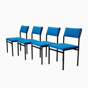 Chaises de Salon Série Japanese par Cees Braakman pour Pastoe, 1960s, Set de 4