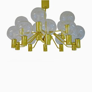 Patricia T372/15 Chandelier from Hans Agne Jakobsson, 1960s