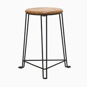 Buy Vintage Industrial Stools At Pamono