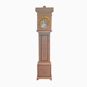 Antique Grandfather Clock from Bornholm