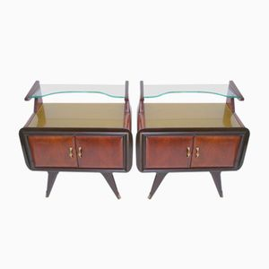 Nightstands by Paolo Buffa, 1940s, Set of 2